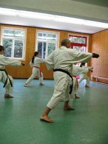 Karatefreizeit Hertlingshausen 2009 04