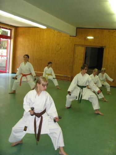 Karatefreizeit Hertlingshausen 2009 05