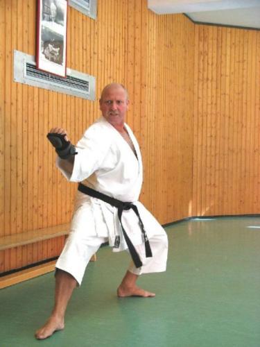 Karatefreizeit Hertlingshausen 2009