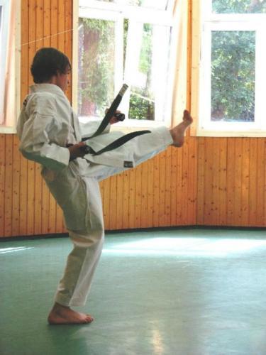 Karatefreizeit Hertlingshausen 2009 12