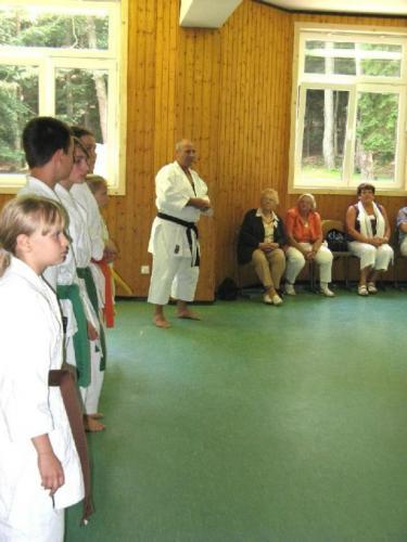 Karatefreizeit Hertlingshausen 2009 16