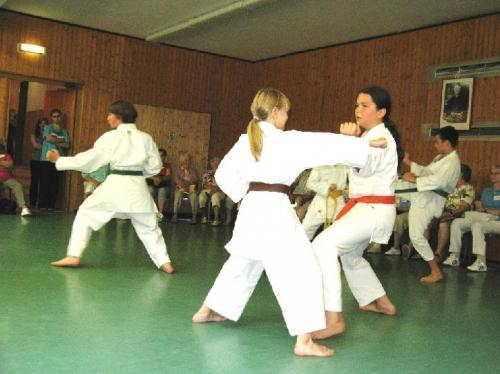 Karatefreizeit Hertlingshausen 2009 17