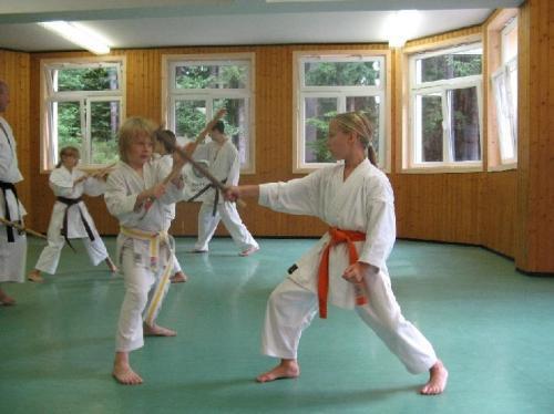 Karatefreizeit Hertlingshausen 2009 20