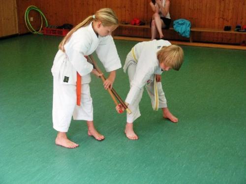 Karatefreizeit Hertlingshausen 2009 21