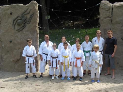 Karatefreizeit Hertlingshausen 2009 26