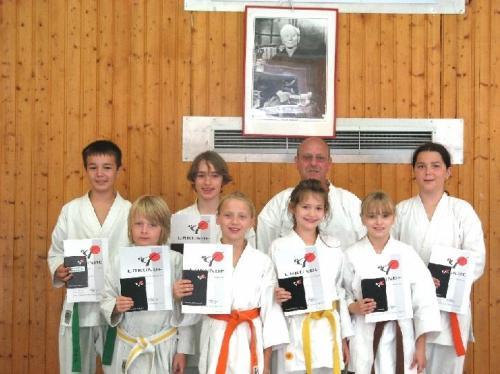 Karatefreizeit Hertlingshausen 2009 27