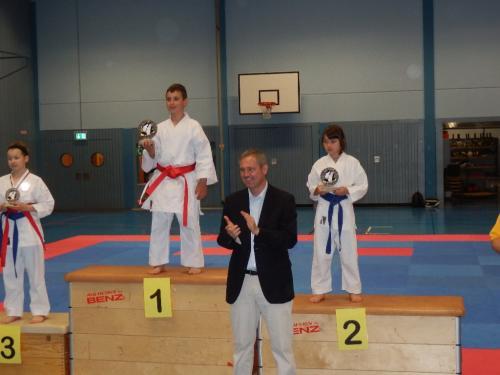 Ilvesheimer Karate-Tag 2012 13