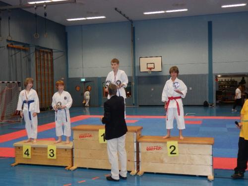 Ilvesheimer Karate-Tag 2012 14