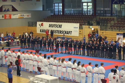 Karate Dm Jugend Junioren 2013 02