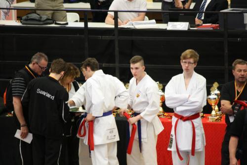 Karate Dm Jugend Junioren 2013 03