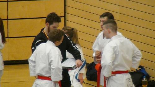 Karate Dm Jugend Junioren 2013 06