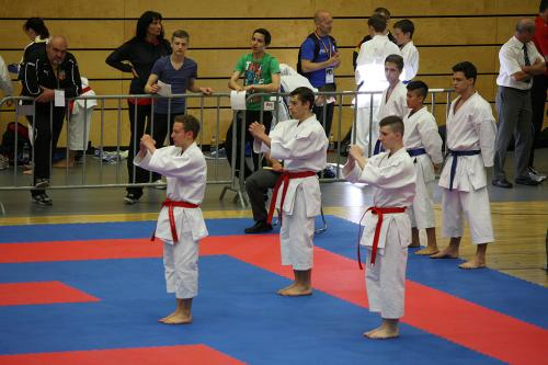 Karate Dm Jugend Junioren 2013 07
