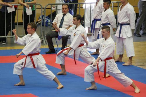 Karate Dm Jugend Junioren 2013 08