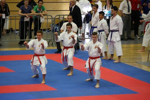 Karate Dm Jugend Junioren 2013 09