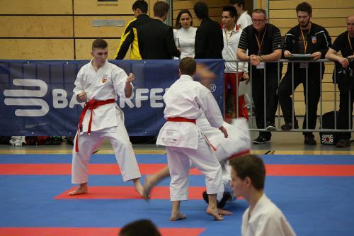 Karate Dm Jugend Junioren 2013 11