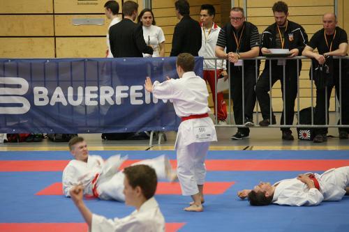 Karate Dm Jugend Junioren 2013 12