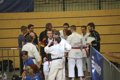 Karate Dm Jugend Junioren 2013 13