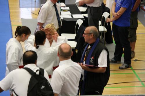 Karate Dm Jugend Junioren 2013 15