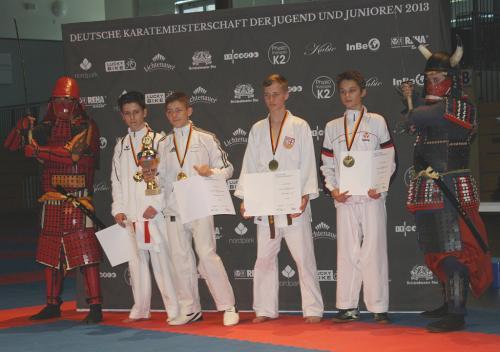 Karate Dm Jugend Junioren 2013 45