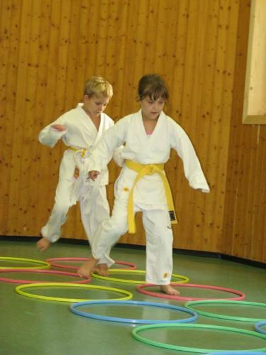 Karatefreizeit Hertlingshausen 2011 08