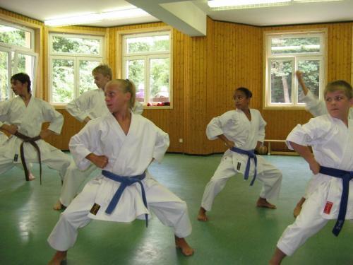 Karatefreizeit Hertlingshausen 2011 10