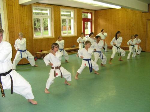 Karatefreizeit Hertlingshausen 2011 22