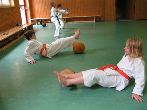 Karatefreizeit Hertlingshausen 2011 34