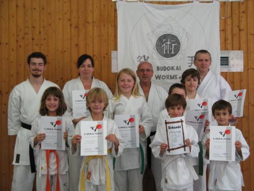 Karatefreizeit Hertlingshausen 2012 37