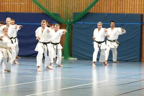 Lehrgang mit Sensei Pino Arcieri 2008 in Birkenfeld (13)