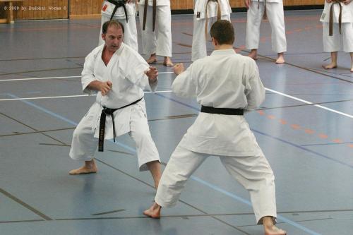 Lehrgang mit Sensei Pino Arcieri 2008 in Birkenfeld (14)