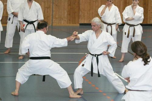 Lehrgang mit Sensei Pino Arcieri 2008 in Birkenfeld (19)