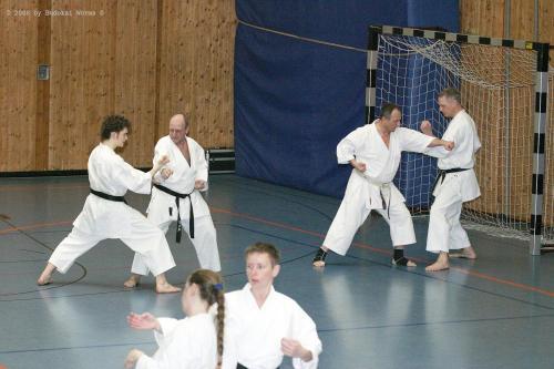 Lehrgang mit Sensei Pino Arcieri 2008 in Birkenfeld (20)