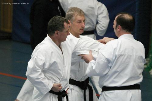 Lehrgang mit Sensei Pino Arcieri 2008 in Birkenfeld (21)