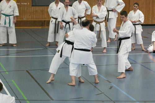 Lehrgang mit Sensei Pino Arcieri 2008 in Birkenfeld (24)
