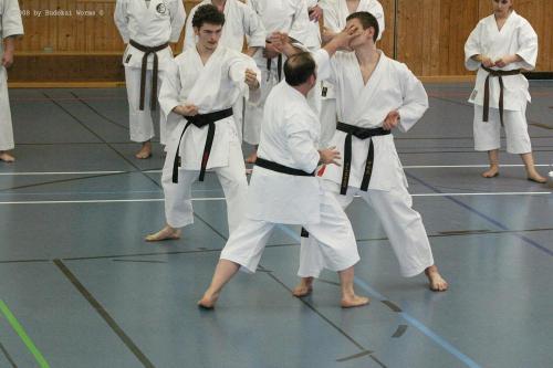 Lehrgang mit Sensei Pino Arcieri 2008 in Birkenfeld (25)