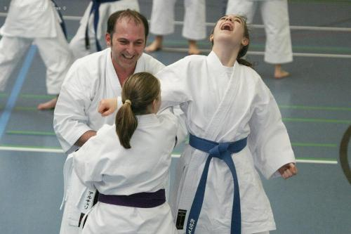 Lehrgang mit Sensei Pino Arcieri 2008 in Birkenfeld (27)