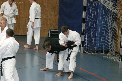 Lehrgang mit Sensei Pino Arcieri 2008 in Birkenfeld (28)