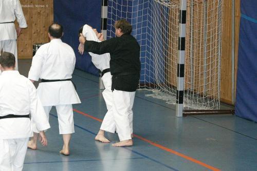 Lehrgang mit Sensei Pino Arcieri 2008 in Birkenfeld (29)