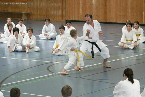 Lehrgang mit Sensei Pino Arcieri 2008 in Birkenfeld (8)