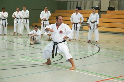 Lehrgang mit Sensei Pino Arcieri 2008 in Wiesbaden (17)