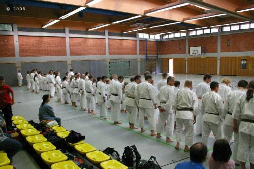 Lehrgang mit Sensei Pino Arcieri 2008 in Zweibrücken (6)