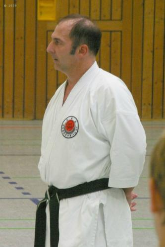 Lehrgang mit Sensei Pino Arcieri 2008 in Zweibrücken (7)