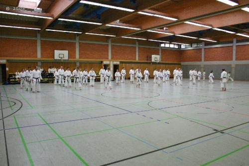 Lehrgang mit Sensei Pino Arcieri 2008 in Zweibrücken (8)
