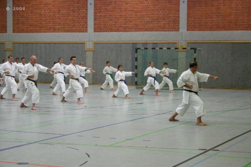 Lehrgang mit Sensei Pino Arcieri 2008 in Zweibrücken (9)