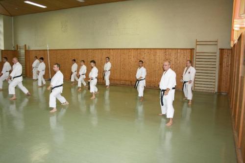 Trainerseminar Zweibruecken 2009 18