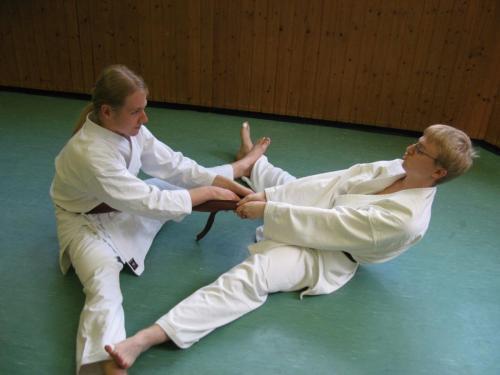 Karatefreizeit Hertlingshausen 2016