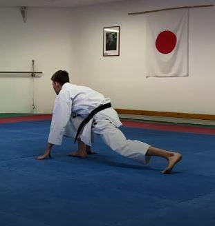 Video der Kata Kanku Sho