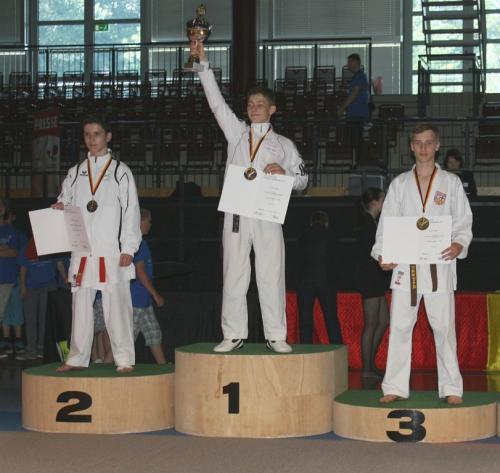DM Jugend und Junioren 2013