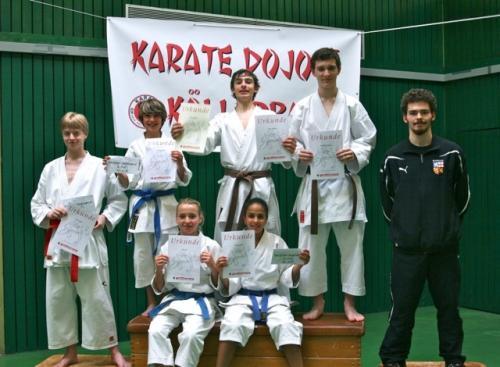 Köllertaler Karate-Cup 2012