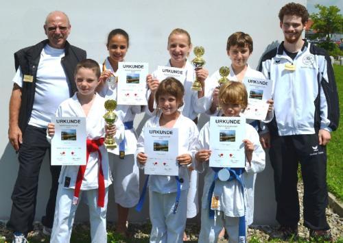 Saarlandmeisterschaft Schüler 2012